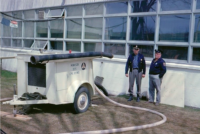 Assisting Stillwater - Flood of 1965 (2)