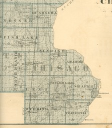 Chisago County 1874